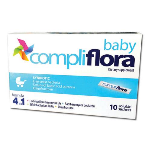 Compliflora baby plicuri